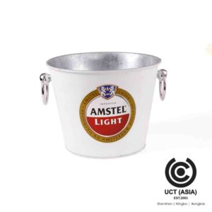 Amstel Tin bucket