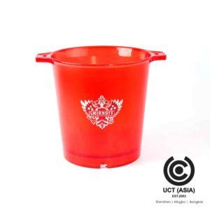 Smirnoff Ice bucket
