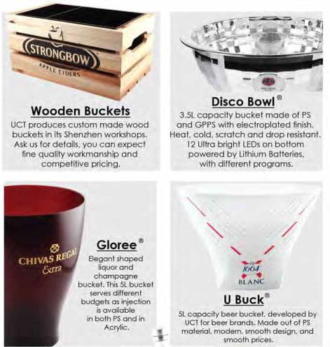 Ice Bucket Samples