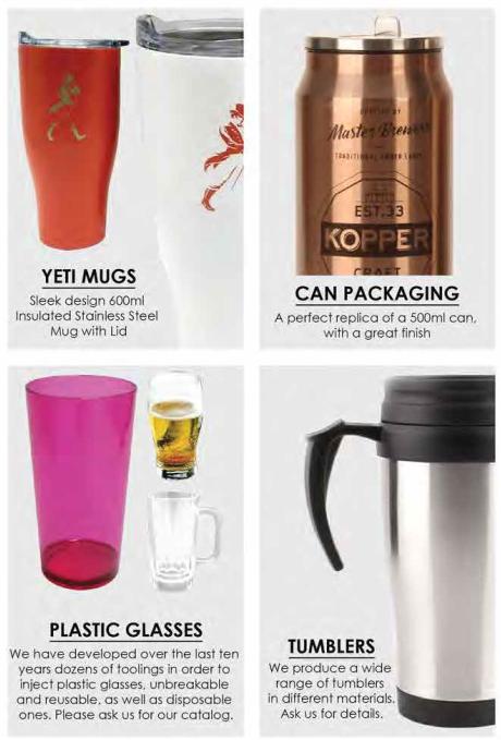 liquid container merchandise