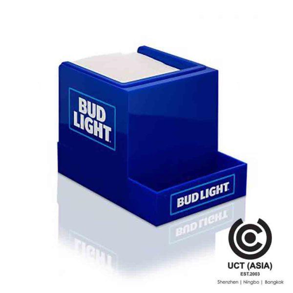 Bud Light Napkin Holder
