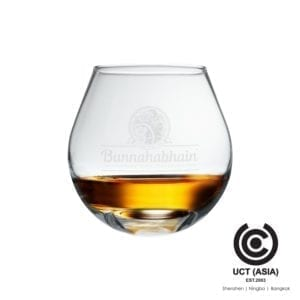 Bunnahabhain Promotional Branded Whisky Glass