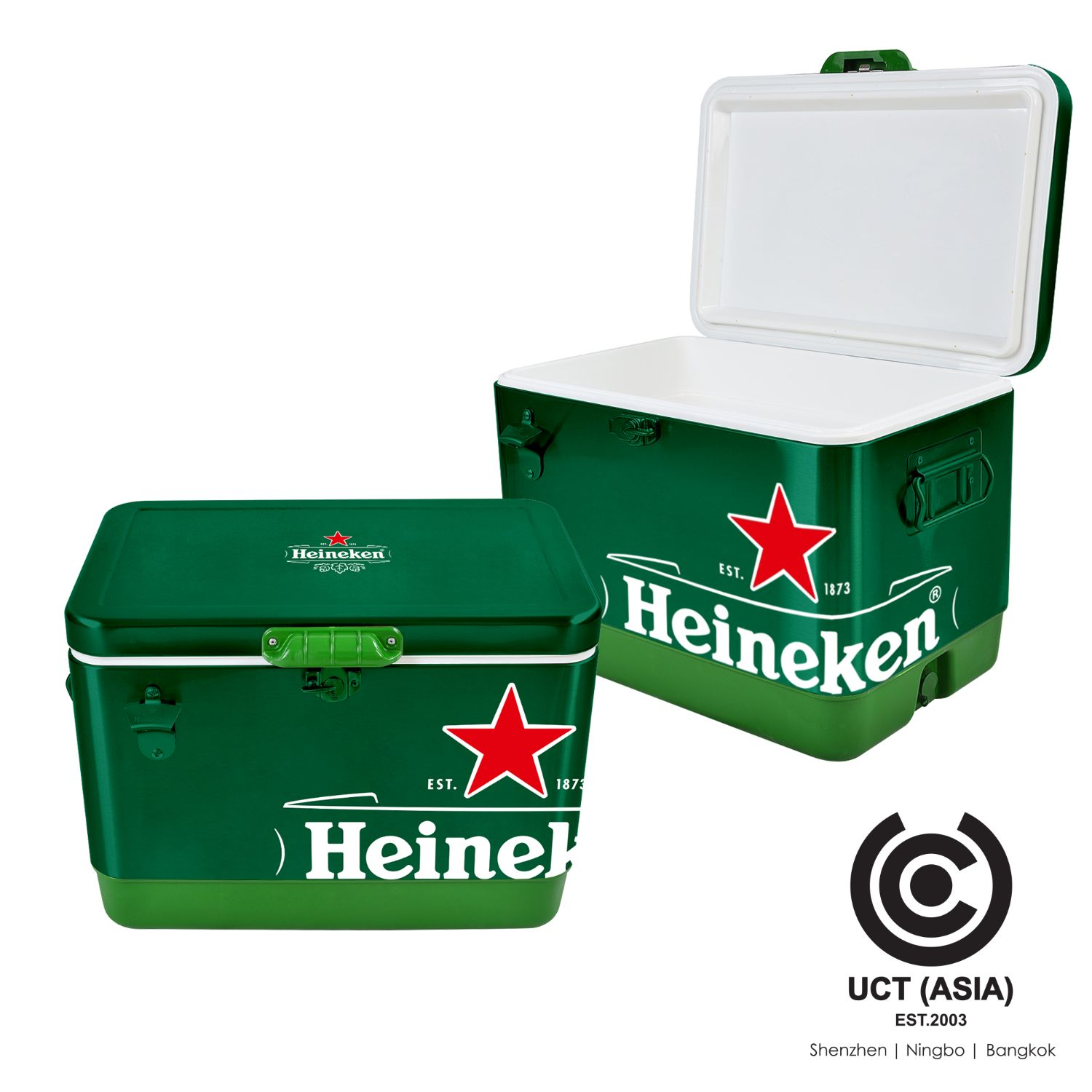 HEINEKEN COOLER BOX