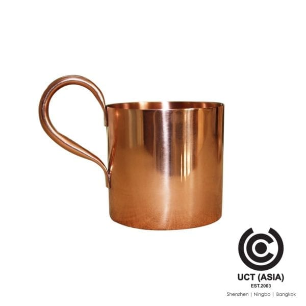 Promotional Branded Moscow Mule Mug