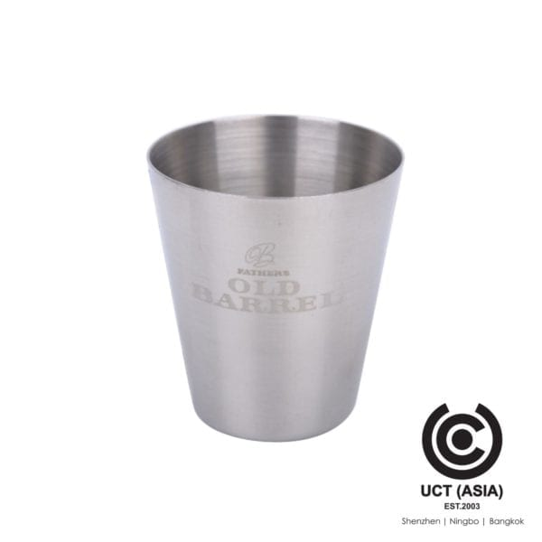 Promotional Branded Stainless Steel Shot Glass