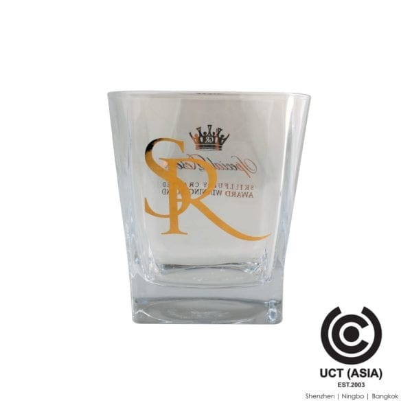 Promotional Branded Whisky Glass