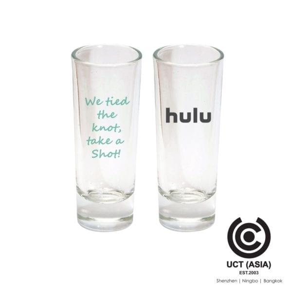Hulu Shot Glass