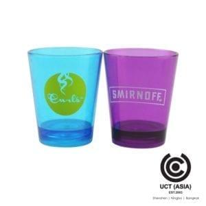 แก้วช็อตพลาสติกตรา Smirnoff