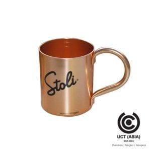แก้วมัลมูเลมอสโกมอสโควมูเลซิลสกรีนตรา Stoli