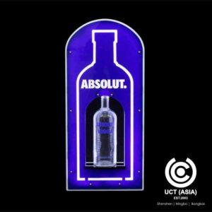 Absolut Bottle Glorifiers