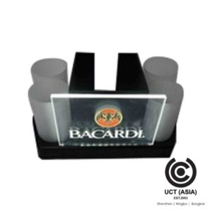 Bacardi Displays