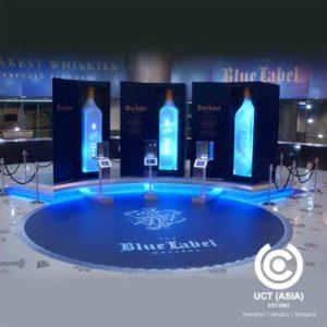 Blue label Go Bo Projector