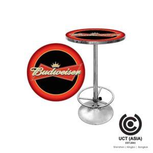 Budweiser Bar Table