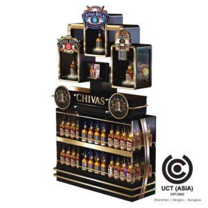 Chivas Displays