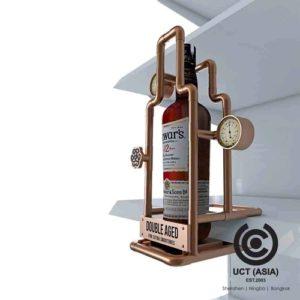 Dewars Bottle Glorifiers