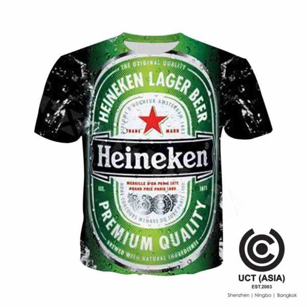 Heineken Staff Uniform