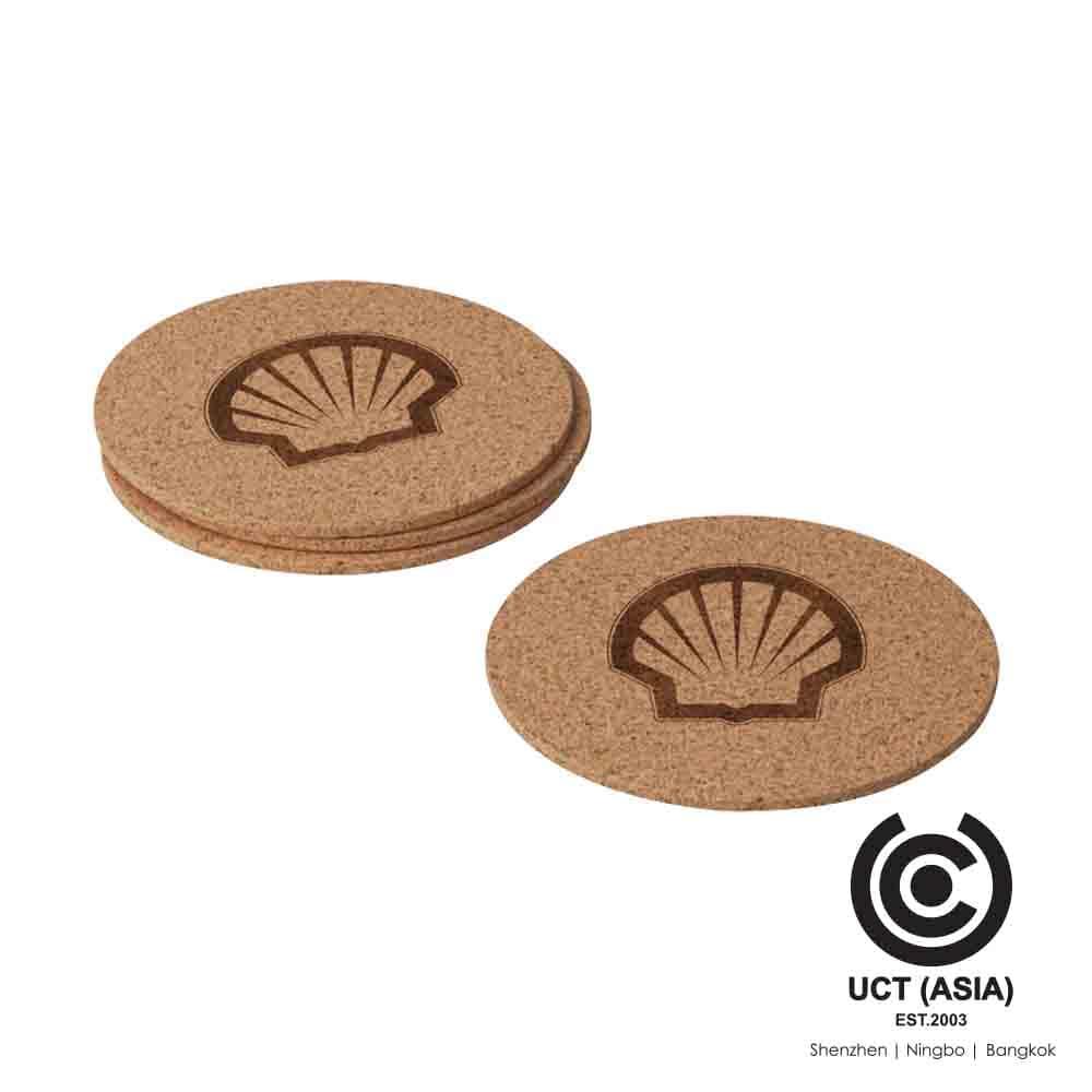 Shell Coasters