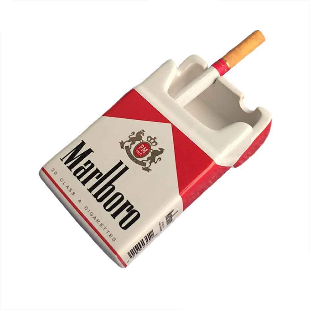 Tobacco Marlboro Ashtray