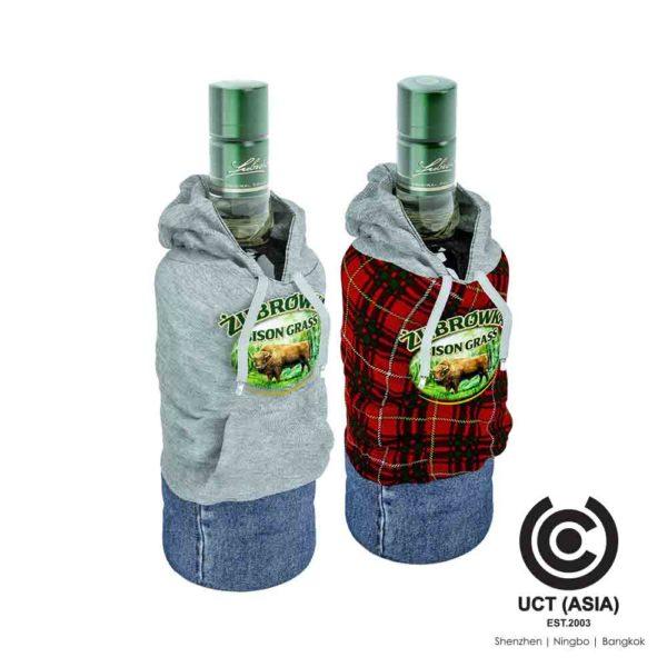 Zubrowska Bottle Wearable