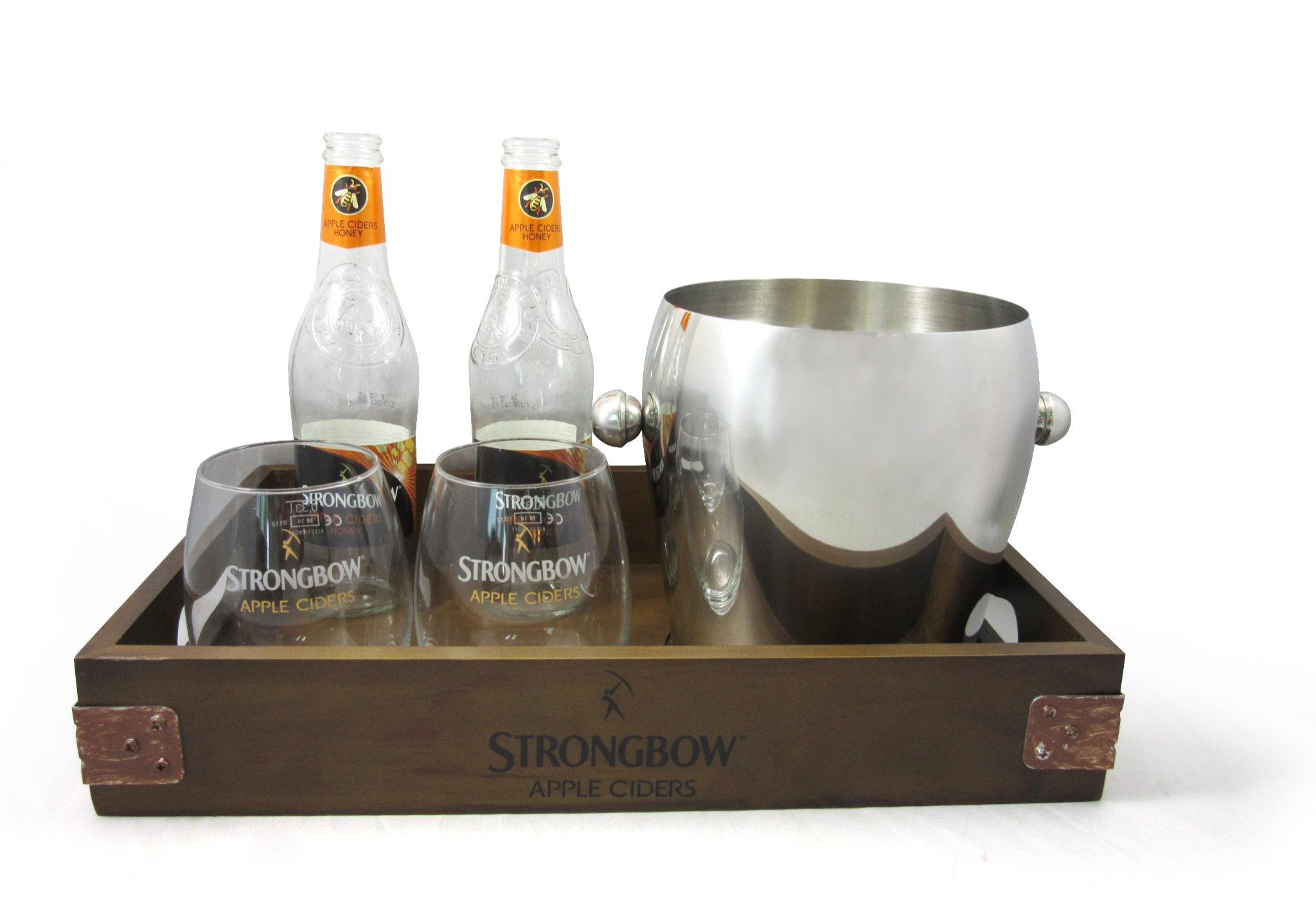 Strongbow Serving Tray