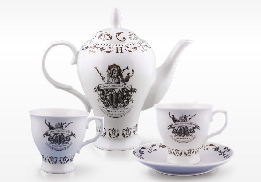 HENDRICKS GIN CERAMIC TASTING SET